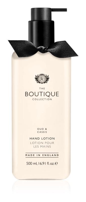 Grace Cole Boutique Oud & Cassis Lapte pentru maini