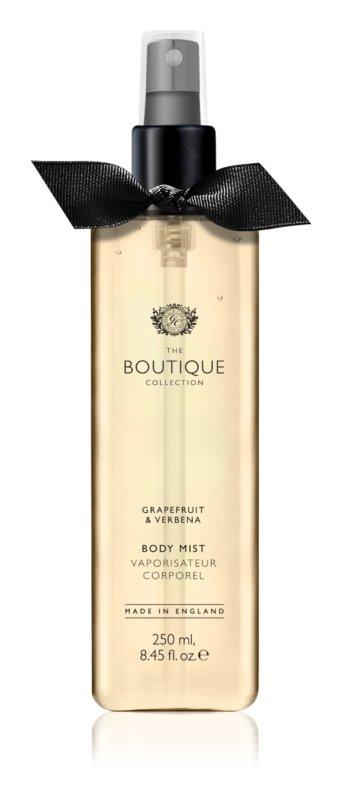 Grace Cole Boutique Grapefruit & Verbena tělový sprej
