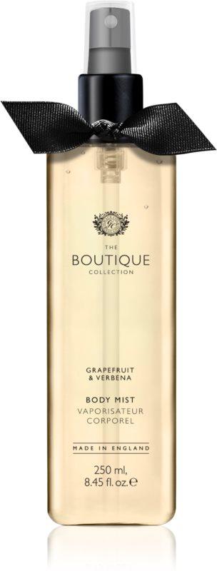 Grace Cole Boutique Grapefruit & Verbena telový sprej