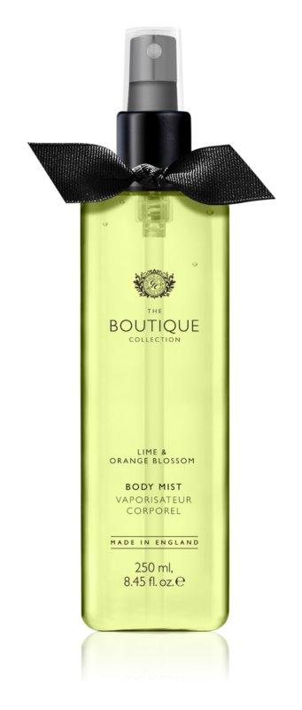Grace Cole Boutique Lime & Orange Blossom spray pentru corp