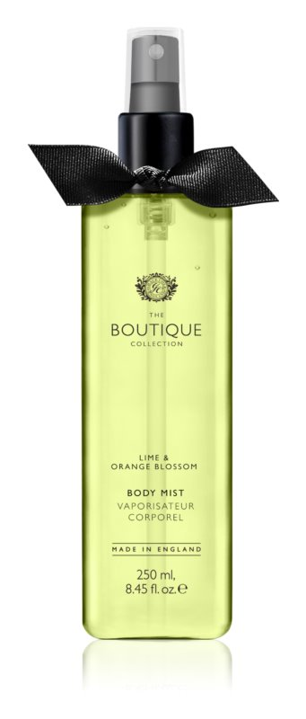 Grace Cole Boutique Lime & Orange Blossom спрей для тіла