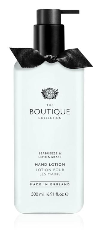 Grace Cole Boutique Sea Breeze & Lemongrass mléko na ruce