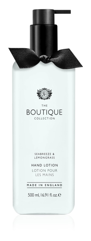 Grace Cole Boutique Sea Breeze & Lemongrass молочко для рук