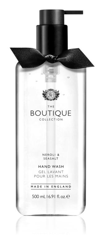 Grace Cole Boutique Neroli & Sea Salt tekuté mydlo na ruky