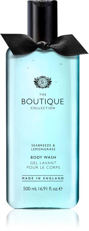Grace Cole Boutique Sea Breeze & Lemongrass Gel de duș