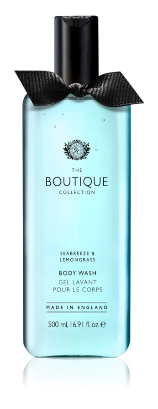 Grace Cole Boutique Sea Breeze & Lemongrass gel za prhanje