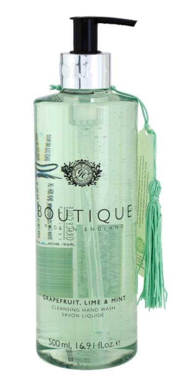 Grace Cole Boutique Grapefruit Lime & Mint Liquid Soap For Hands