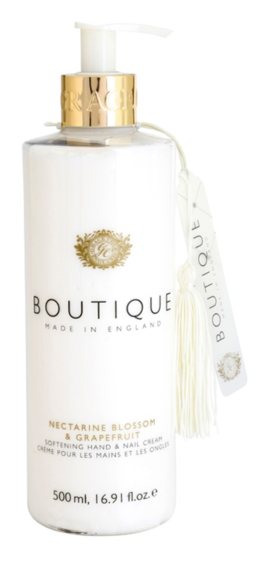 Grace Cole Boutique Nectarine Blossom & Grapefruit Softening Hand and Nail Cream