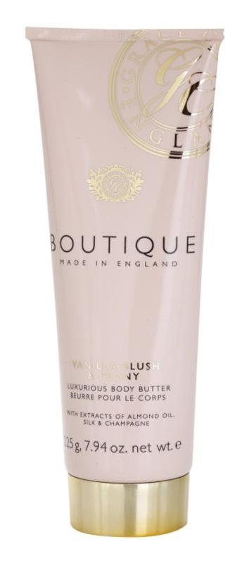 Grace Cole Boutique Vanilla Blush & Peony manteiga corporal luxuosa