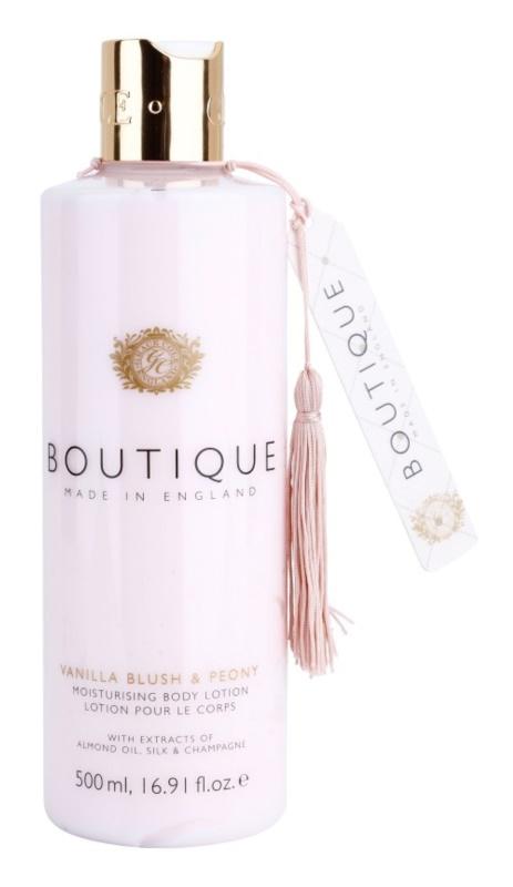 Grace Cole Boutique Vanilla Blush & Peony hydratisierende Körpermilch