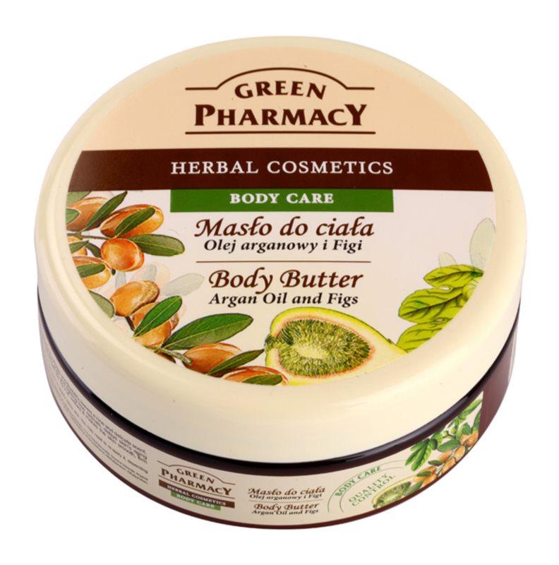 Green Pharmacy Body Care Argan Oil & Figs masło do ciała