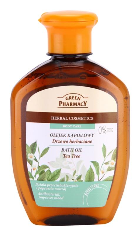Green Pharmacy Body Care Tea Tree олійка для ванни