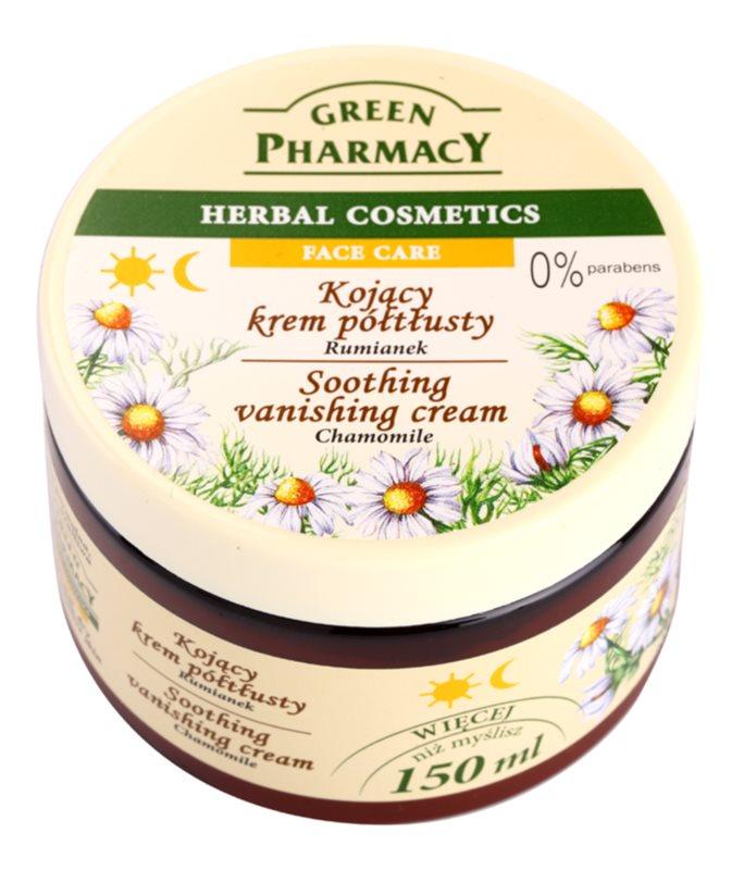 Green Pharmacy Face Care Chamomile crème apaisante visage