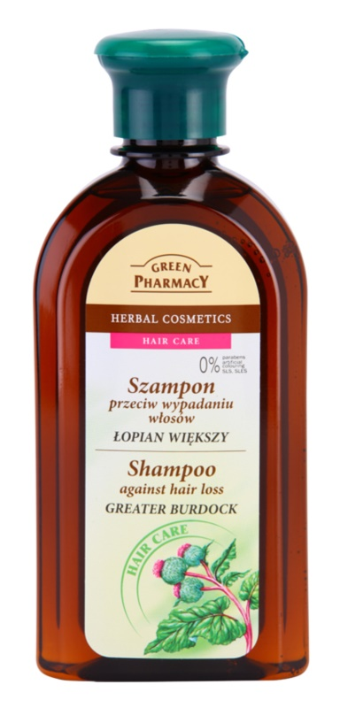 Green Pharmacy Hair Care Greater Burdock šampon proti izpadanju las