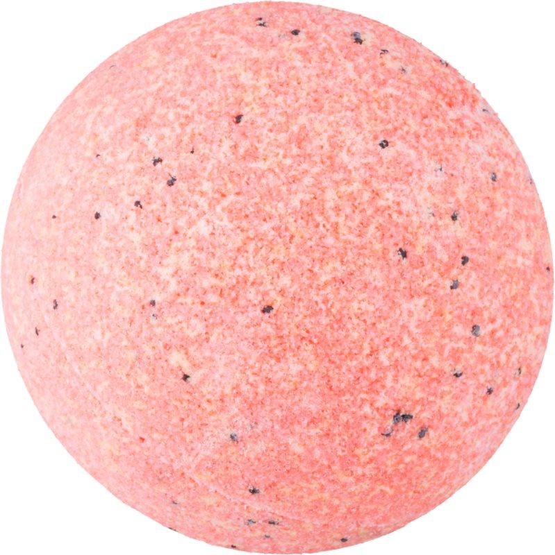 Greenum Strawberry шипляча кулька для ванни