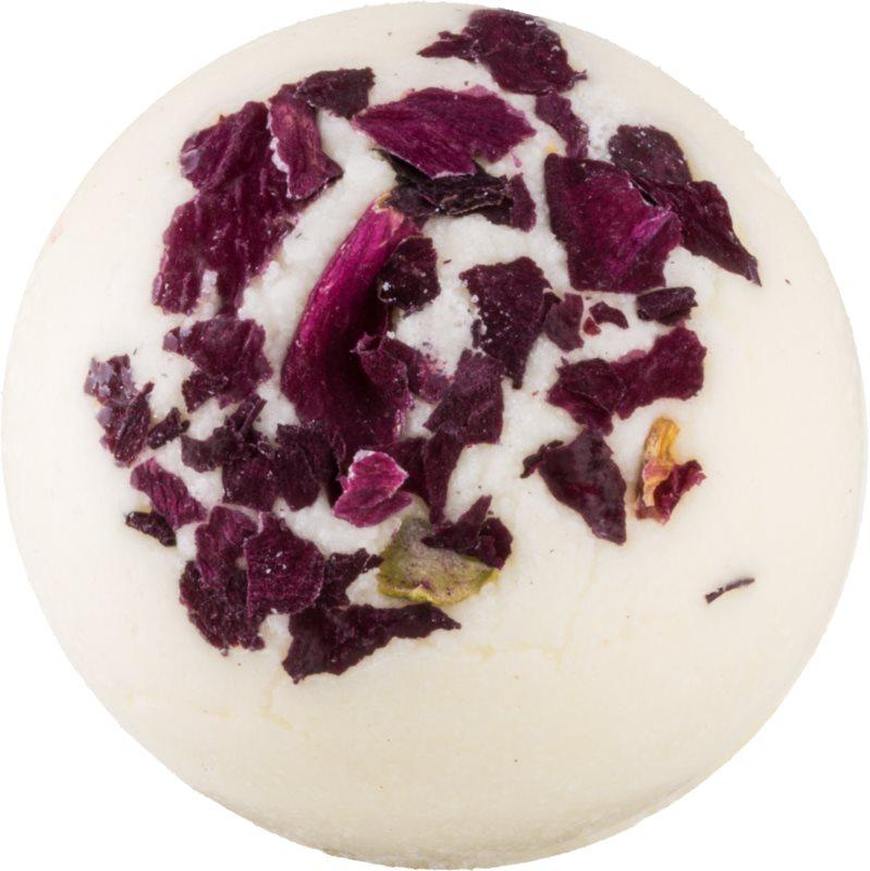 Greenum Rose kremasta kroglica za kopanje