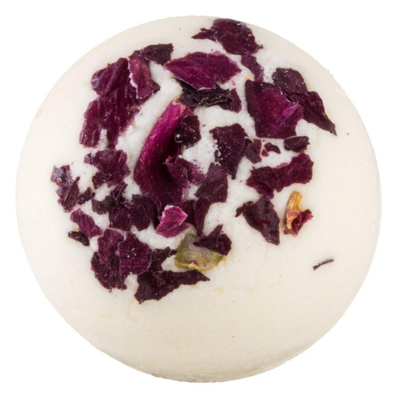 Greenum Rose кремова кулька для ванни