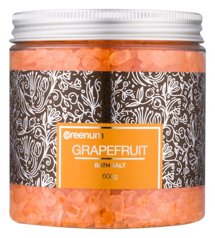 Greenum Grapefruit sare de baie