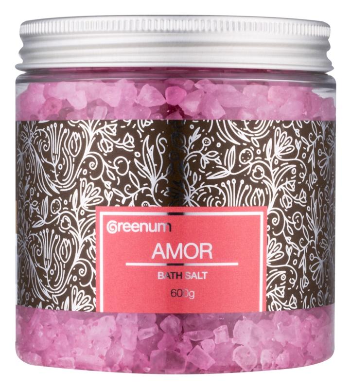 Greenum Amor soľ do kúpeľa
