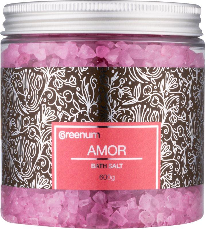 Greenum Amor αλάτι λουτρού