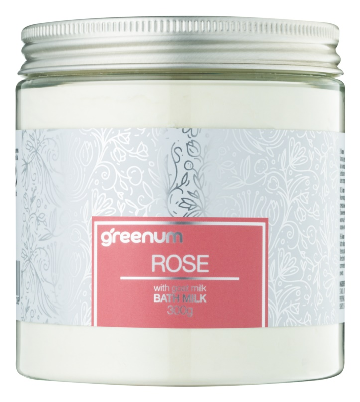 Greenum Rose Bath Milk Powder