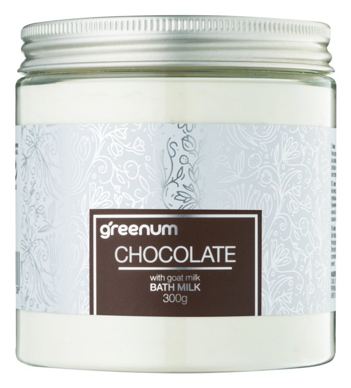 Greenum Chocolate mléko do koupele v prášku
