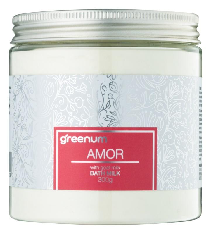 Greenum Amor mleko za kopel v prahu