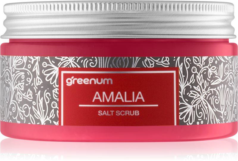 Greenum Salt Scrub пілінг з вмістом солі для тіла