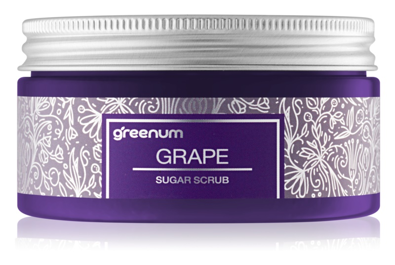 Greenum Sugar Scrub exfoliant din zahar pentru corp