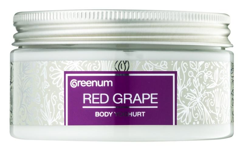 Greenum Red Grape йогурт для тіла