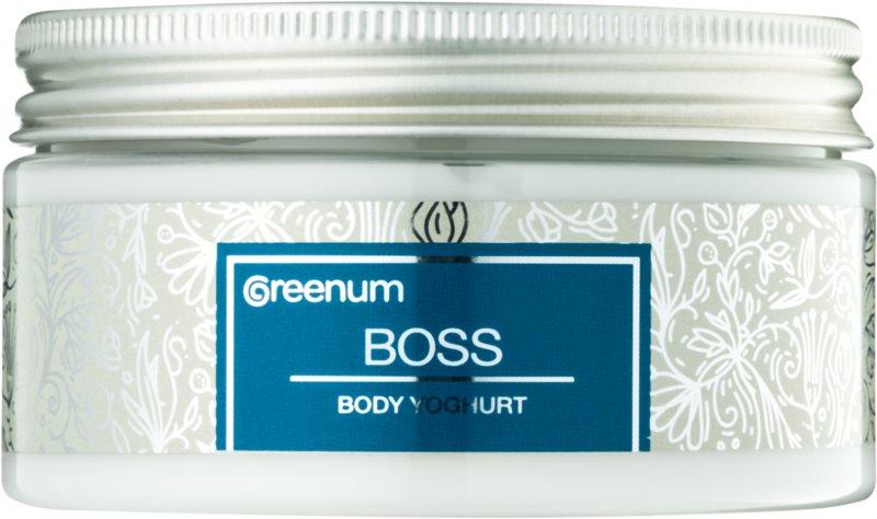 Greenum Boss tělový jogurt