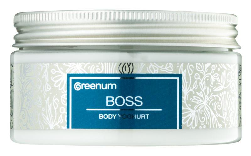 Greenum Boss йогурт для тіла