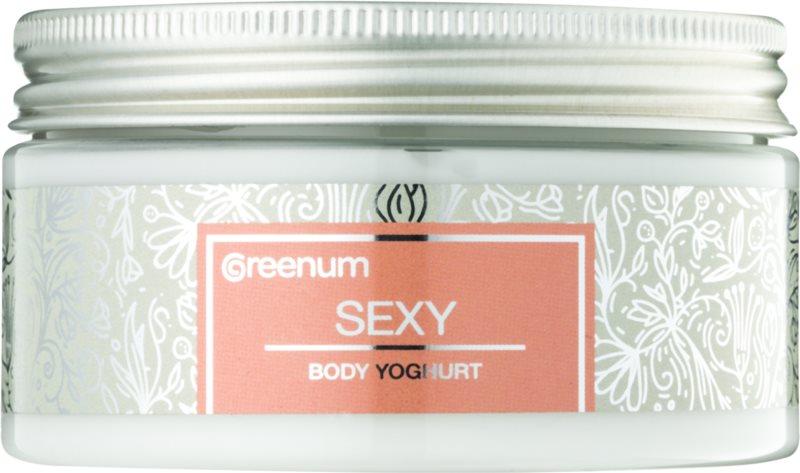 Greenum Sexy telový jogurt