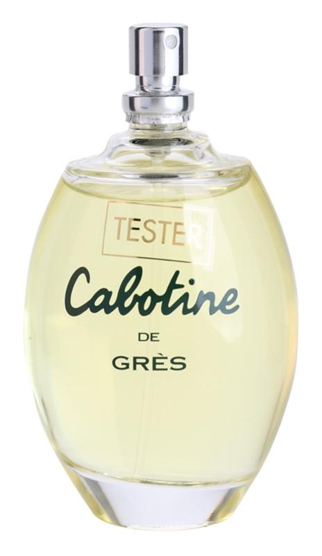 Grès Cabotine de Grès toaletní voda tester pro ženy 100 ml