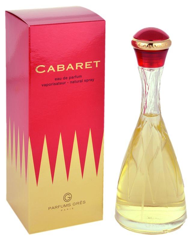 Grès Cabaret Eau de Parfum für Damen 100 ml