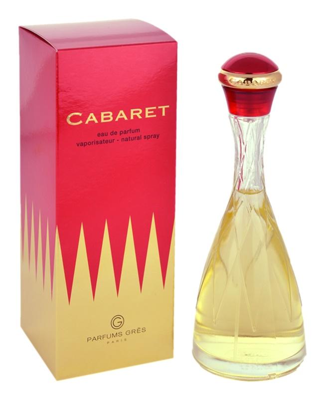 Grès Cabaret Eau de Parfum voor Vrouwen  100 ml