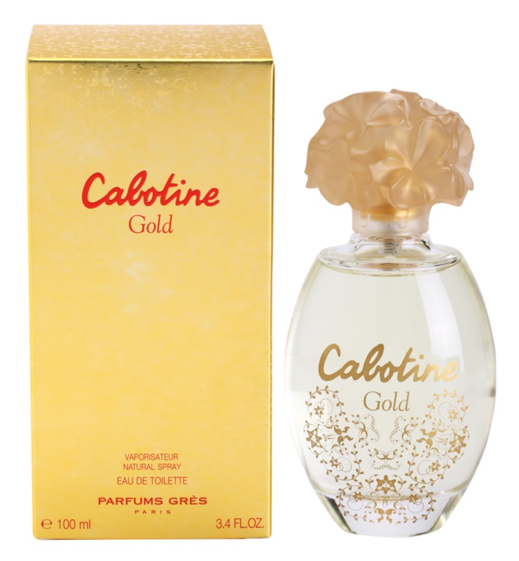 Grès Cabotine Gold Eau de Toilette für Damen 100 ml