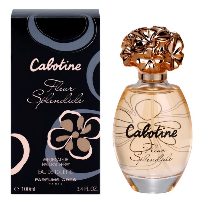 Grès Cabotine Fleur Splendide Eau de Toilette für Damen 100 ml