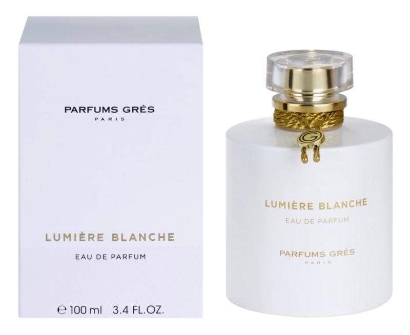 Grès Lumière Blanche eau de parfum pour femme 100 ml