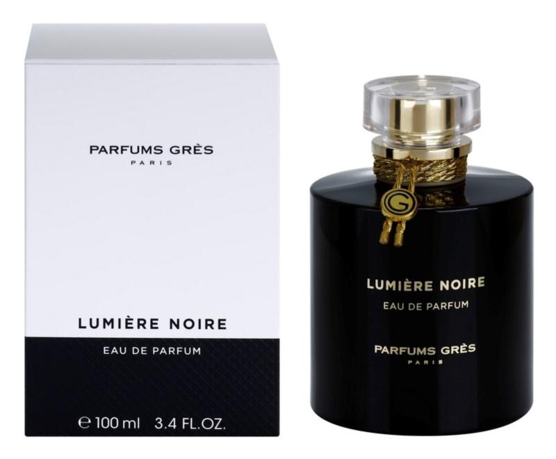 Gres Lumiere Noire Eau de Parfum für Damen 100 ml