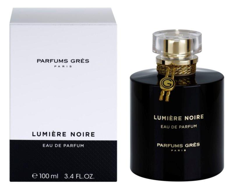 Grès Lumière Noire Eau de Parfum für Damen 100 ml
