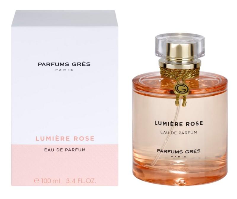 Gres Lumiere Rose eau de parfum para mujer 100 ml