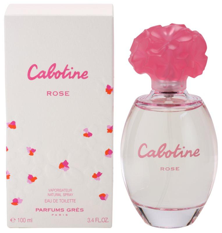 Grès Cabotine Rose Eau de Toilette for Women 100 ml
