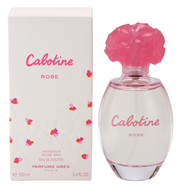 Grès Cabotine Rose toaletna voda za ženske 100 ml