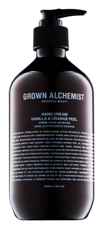 Grown Alchemist Hand & Body крем для рук