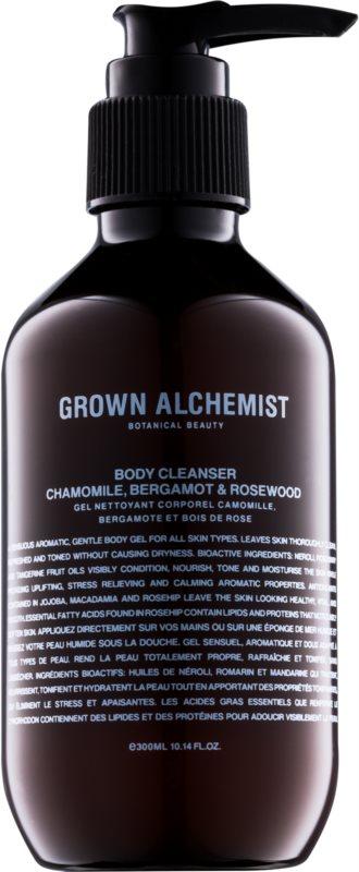 Grown Alchemist Hand & Body gel bain et douche