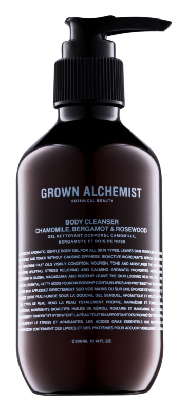 Grown Alchemist Hand & Body sprchový a koupelový gel