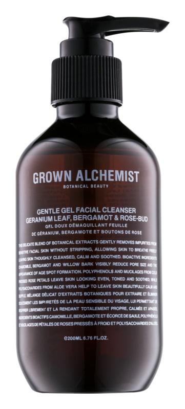 Grown Alchemist Cleanse lágy tisztító gél