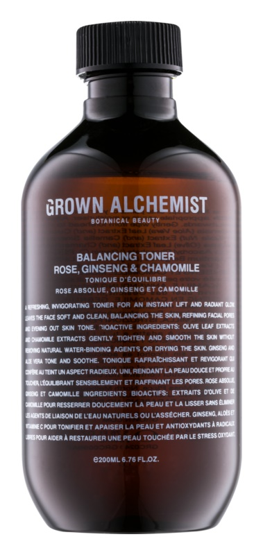 Grown Alchemist Cleanse tonik do twarzy