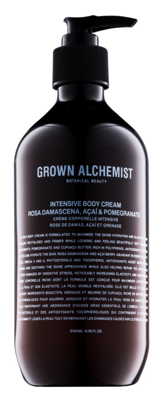 Grown Alchemist Hand & Body intenzívny hydratačný krém